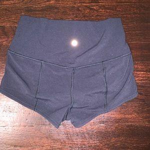 lululemon athletica Shorts - Black lululemon shorts